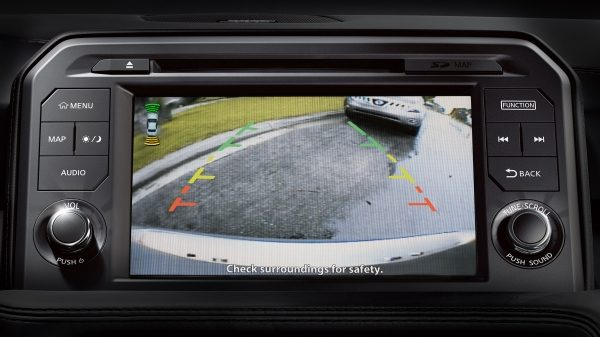 Nissan GT-R RearView Monitor
