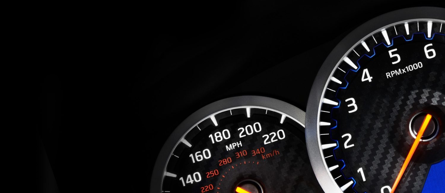 Nissan GT-R mesh design gauges
