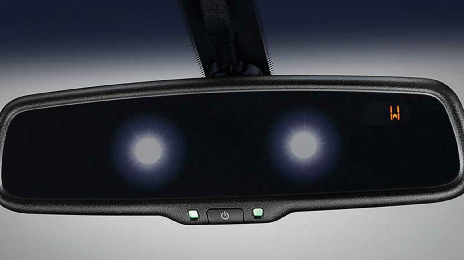Auto-dimming Rearview Mirror