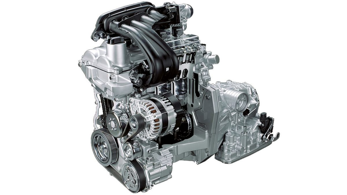 Petrol Engine