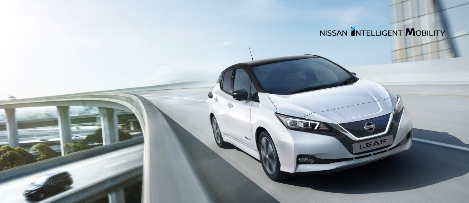 The All-New Nissan LEAF Simply Amazing