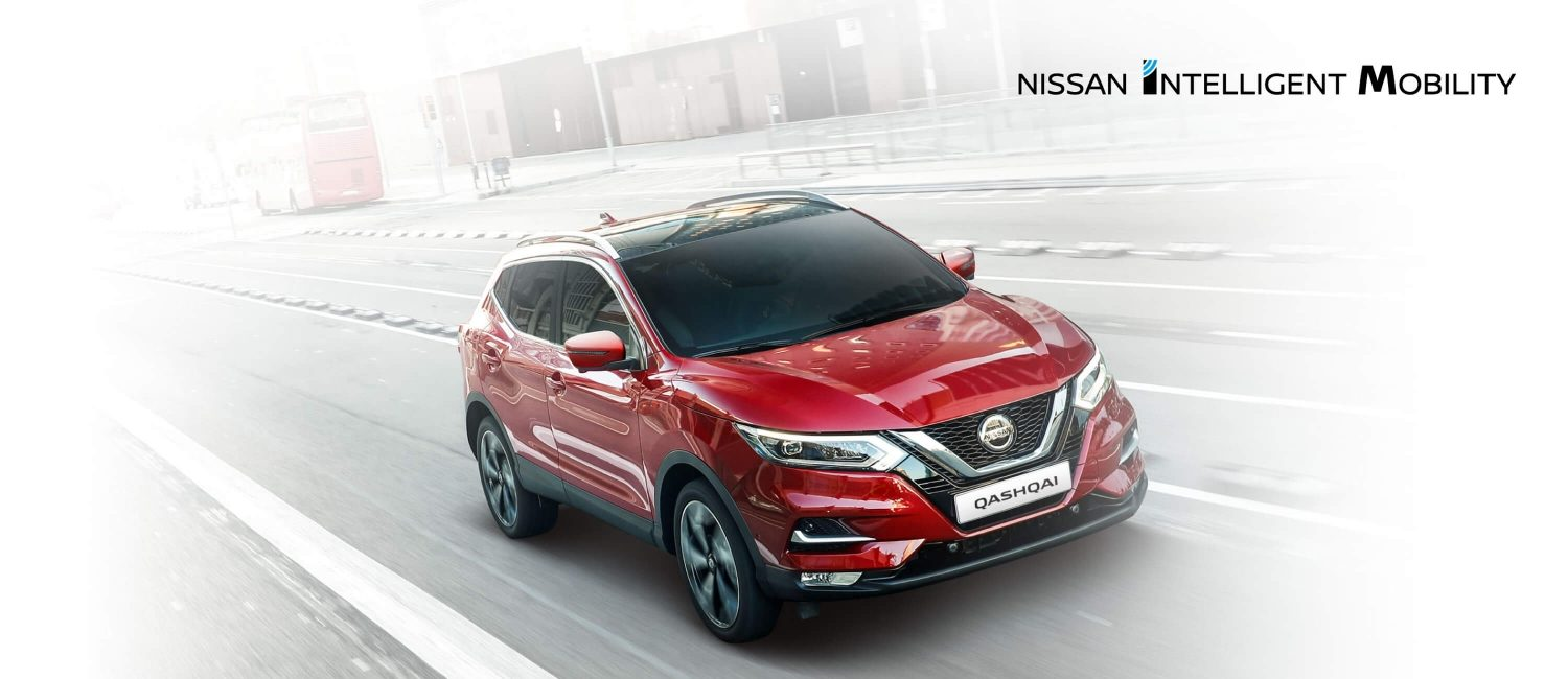 The Tech Advanced Urban Crossover All-new QASHQAI TURBO