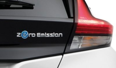Nissan LEAF Design - Iconic features of electric vehicles