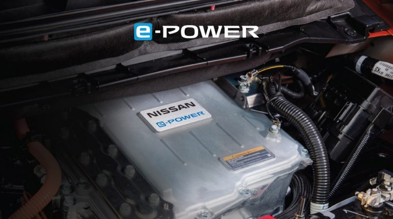 全新Serena e-POWER動力