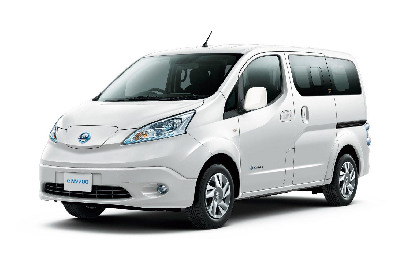 e-NV200 Van | 日產香港 NISSAN HONG KONG