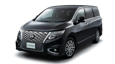 Nissan ELGRAND Restyle