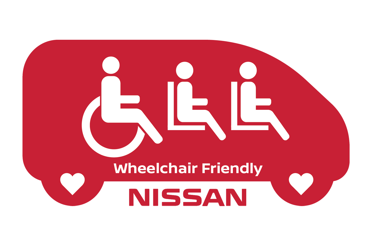 NV200 Wheelchair friendly