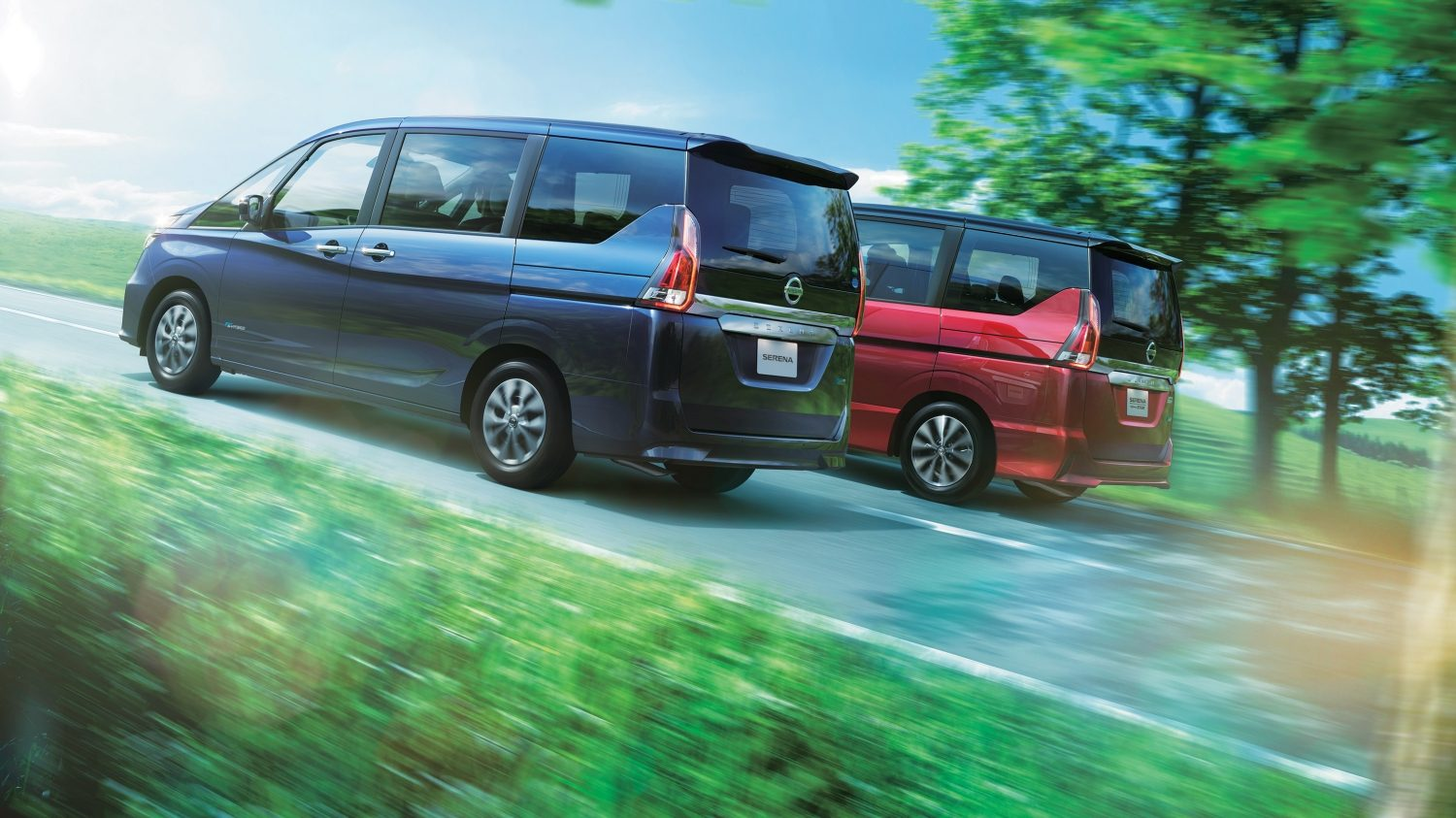 NISSAN SERENA Big Fun Easy