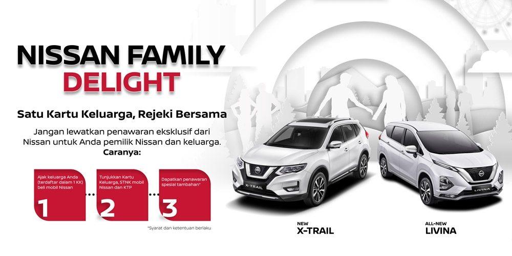 Nissan Family Delight
