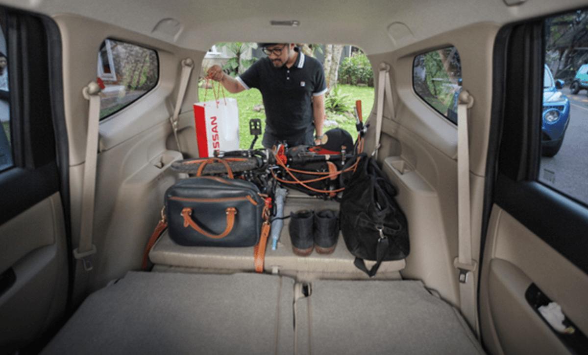 Nissan Terra Antisipasi liburan
