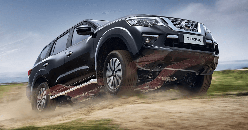 All New Nissa Terra 4x4