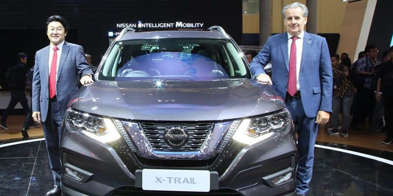 Launch New X-Trail