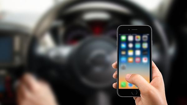 Penggunaan Ponsel Pintar Dalam Berkendara