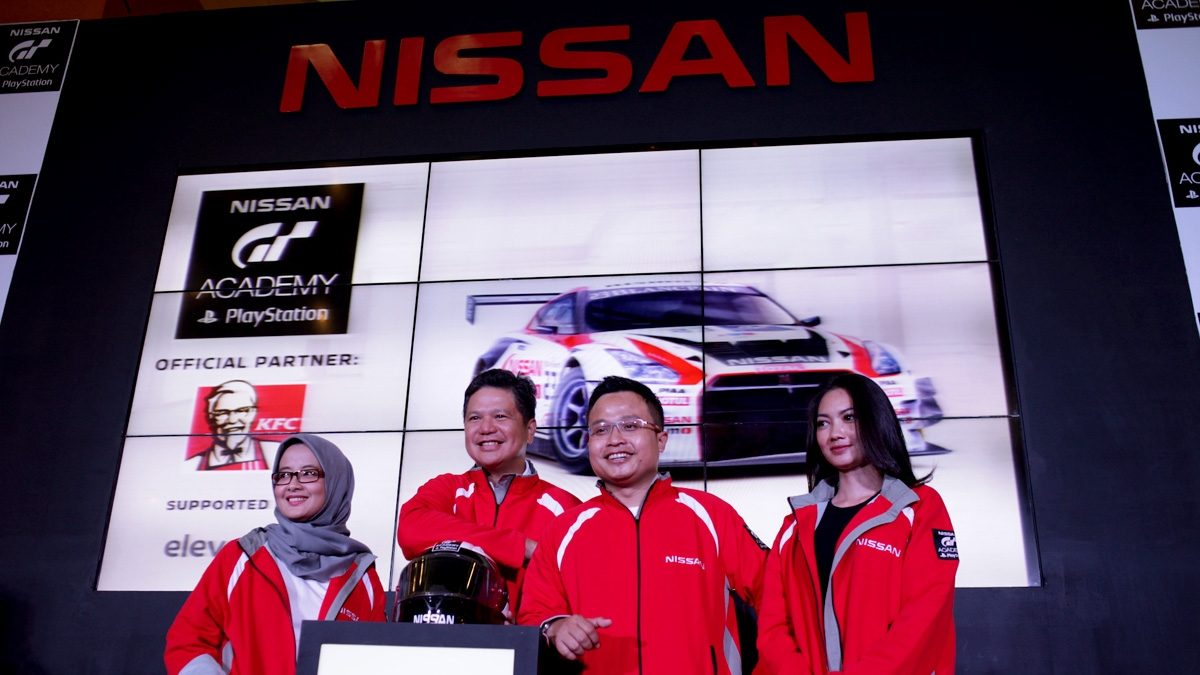 Nissan GT Academy Indonesia 2016 Launch