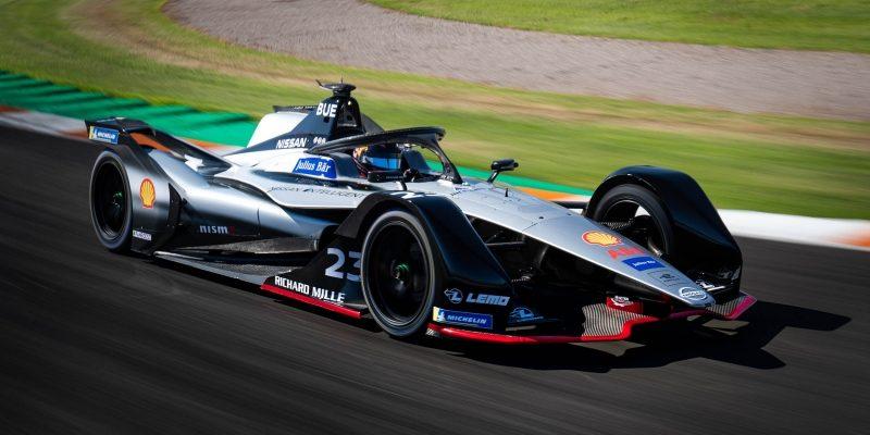 formula-e racing