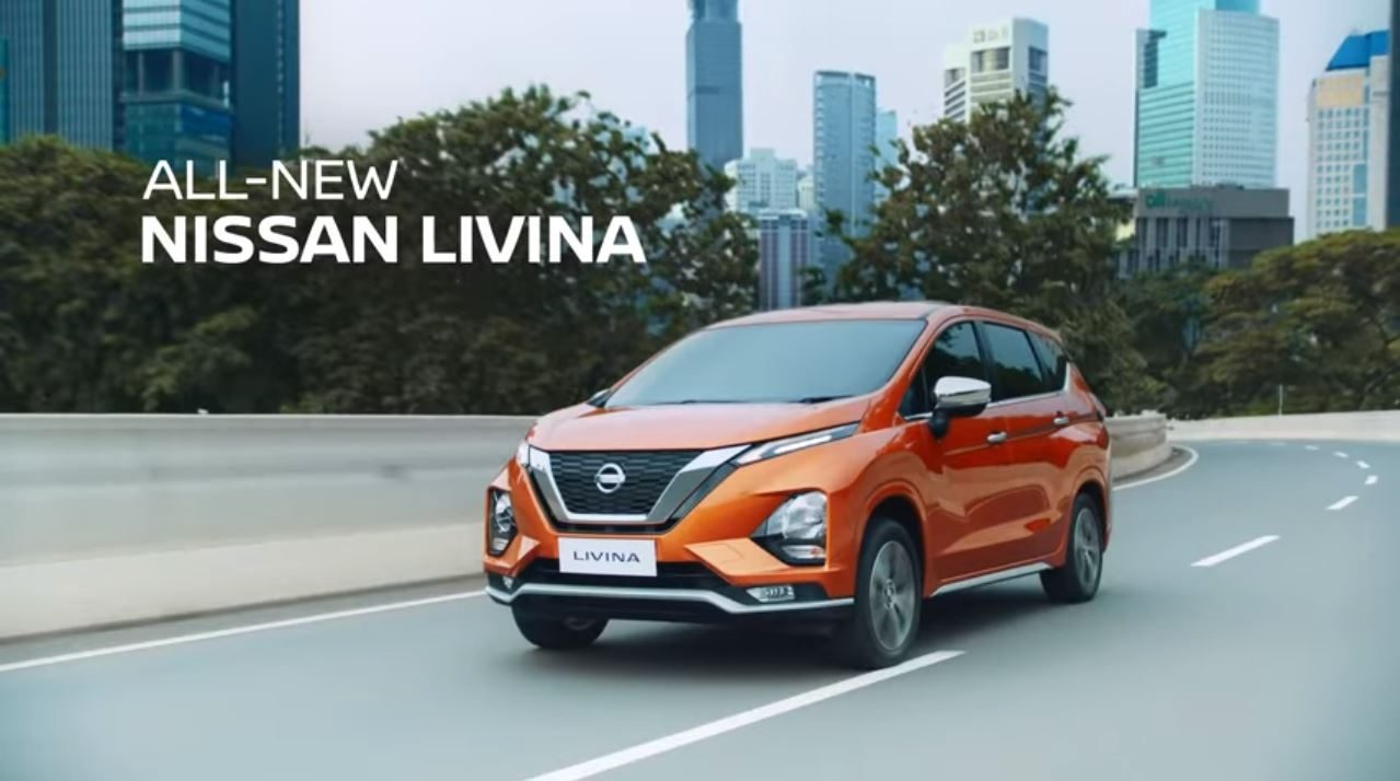 All New Livina TVC