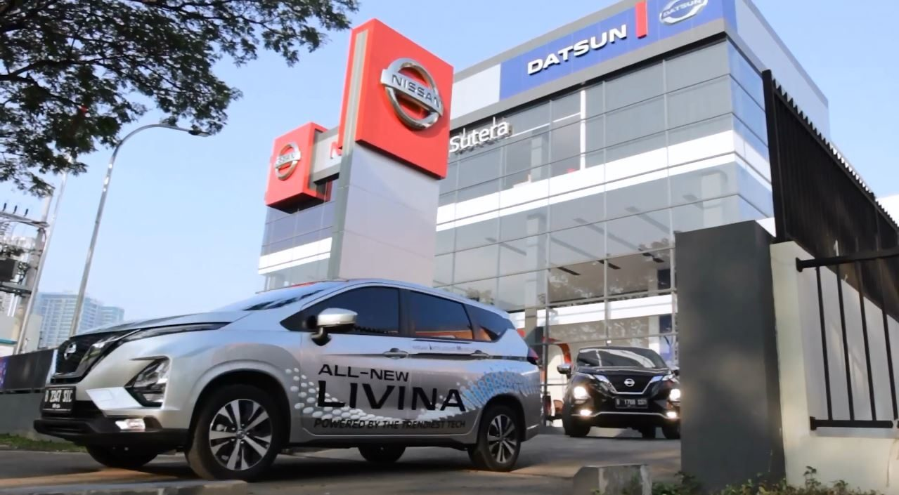 All New Livina Convoy