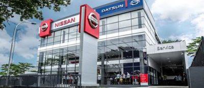 Nissan memulai pengiriman ke pelanggan