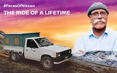 The Face of Nissan