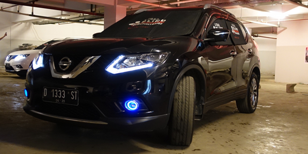 x-trail trial intelegent mobillity