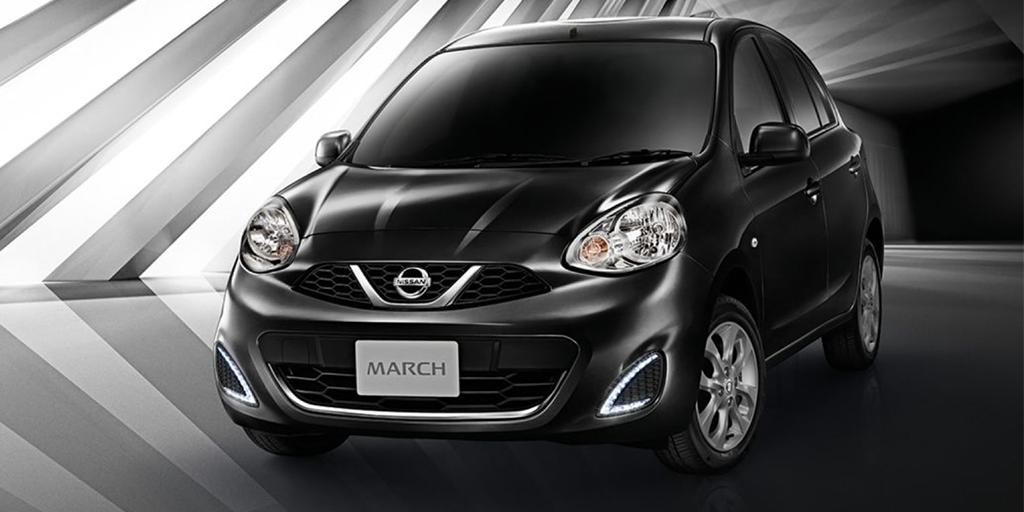 NMI 4 - New Nissan March yang lebih stylish dengan harga mulai Rp177,4 juta (on the road Jakarta).