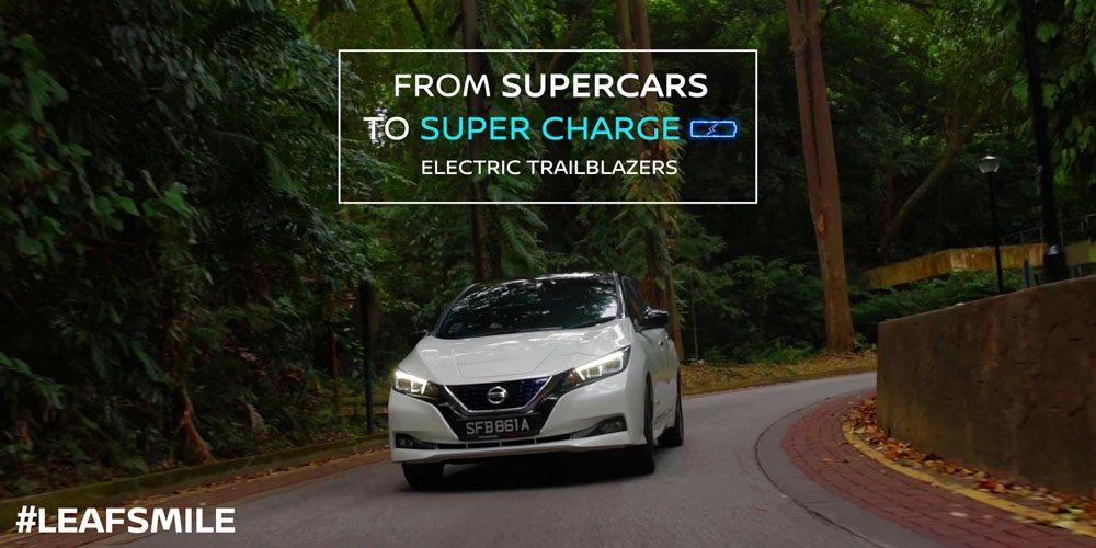Dari supercar menjadi super-charge