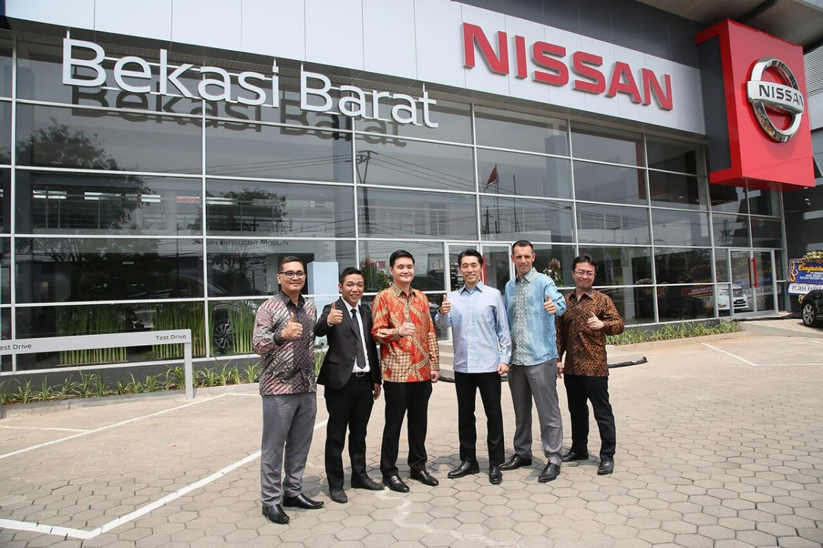 Nissan Terra, Nissan Terra Indonesia, Terra Indonesia