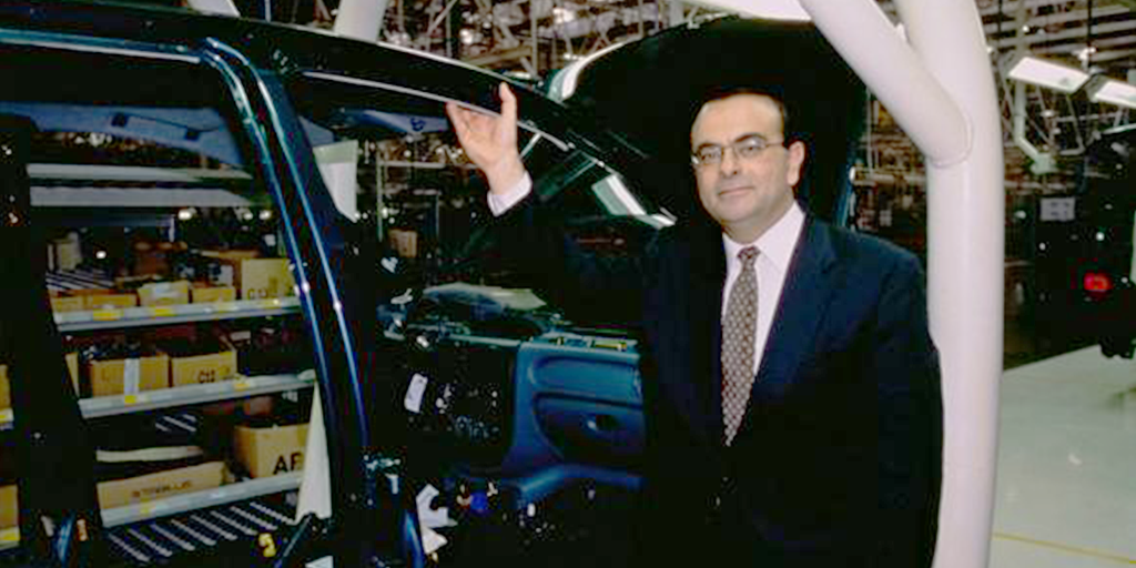 Mr. Ghosn