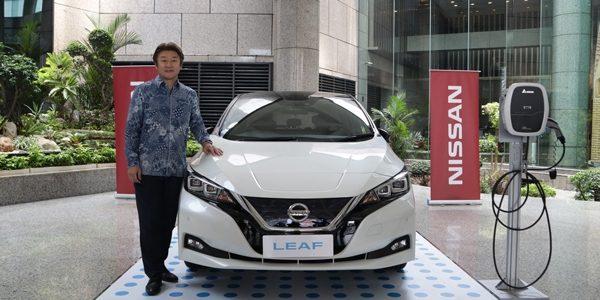 Nissan berbagi visi tentang mobilitas masa depan