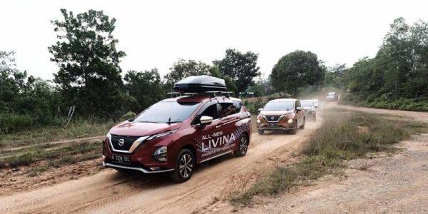 Nissan menjelajah destinasi liburan keluarga terbaik  di Ibu Kota baru Indonesia