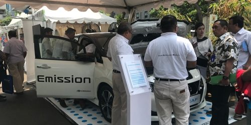 Nissan Perkenalkan Kendaraan Listrik di Indonesia