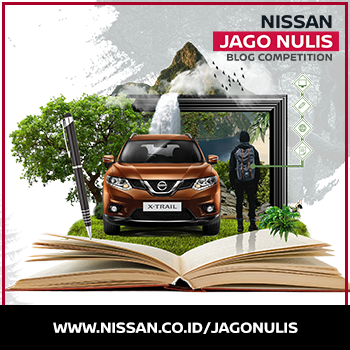 Banner Nissan x-trail SEO competition