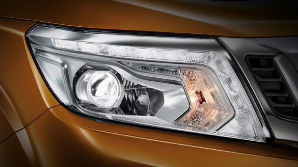 LED New Navara