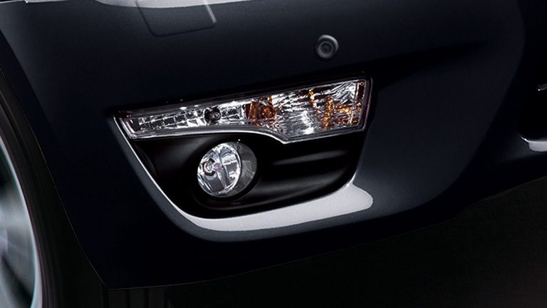 FOG LAMP DESIGN