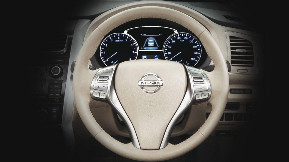 Advanced Drive- Assist® Display