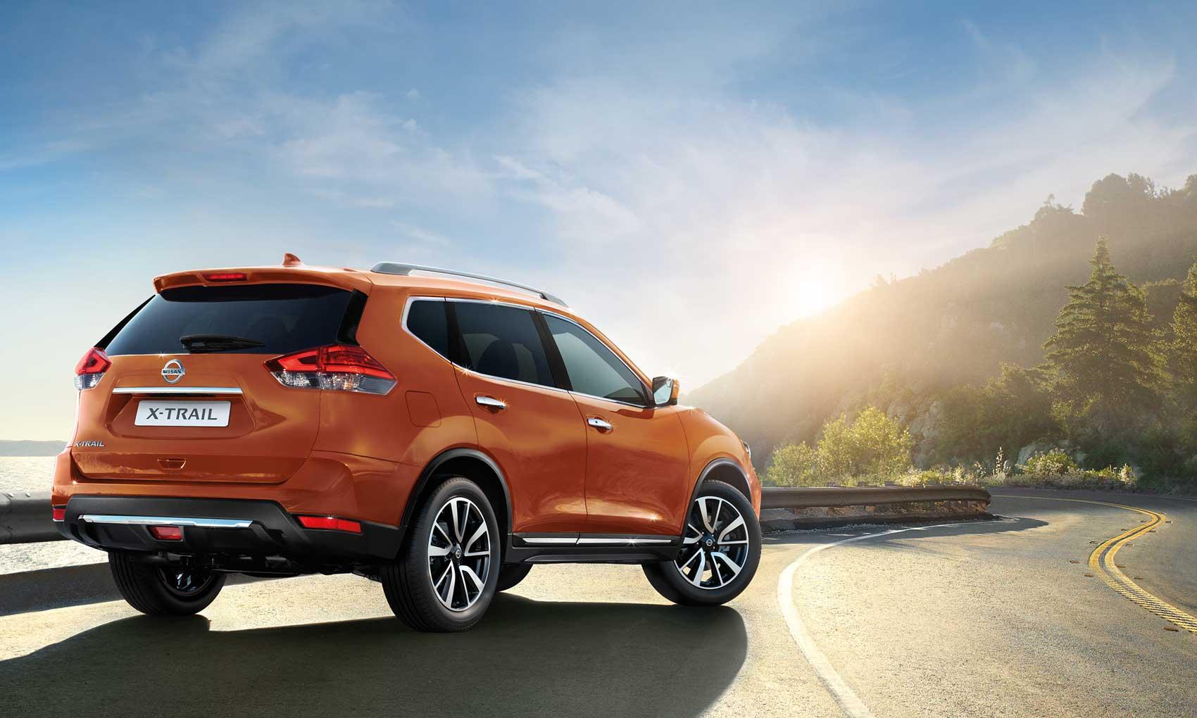 Nissan X Trail >> New X Trail