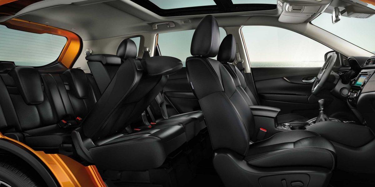 Xtrail VL Seat open