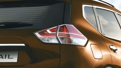 X-Trail rear lamp