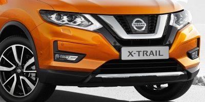 X-Trail VL Front Bumper