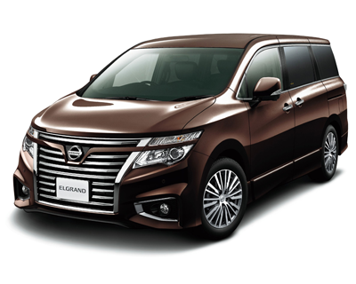 nissan elgrand accessories