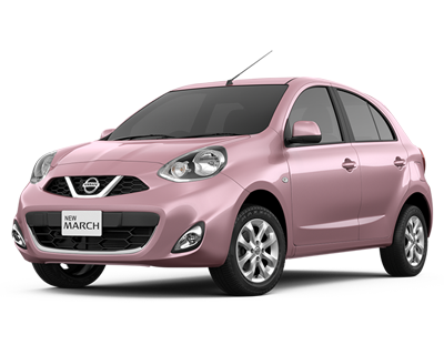 nissan march accessories