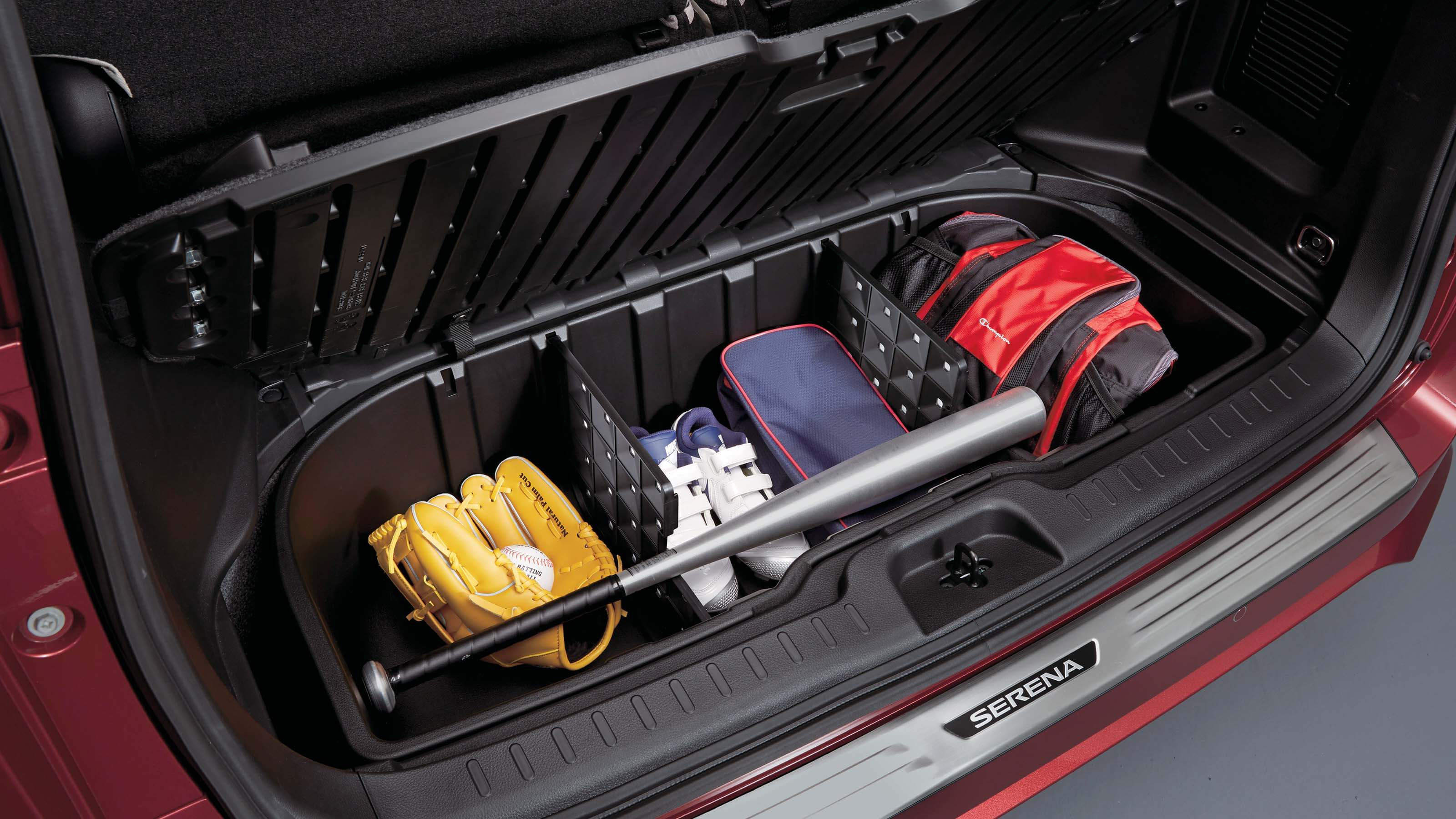 Luggage Underbox Tray