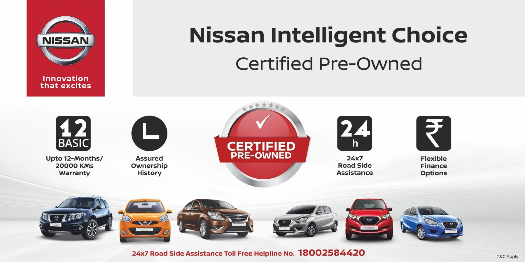Nissan Intelligent choice