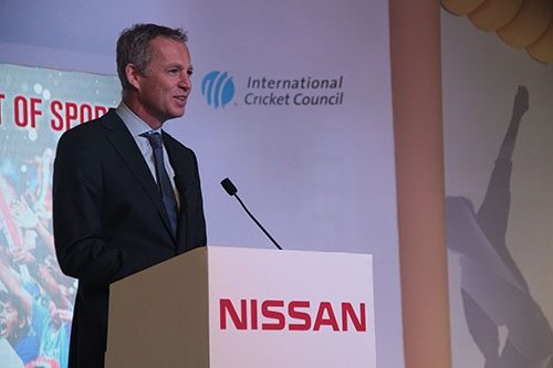 Nissan and ICC announcement 8