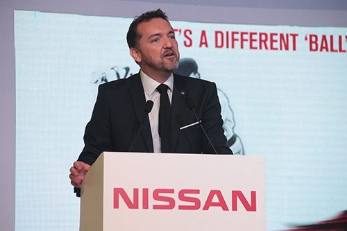 Nissan and ICC announcement 16