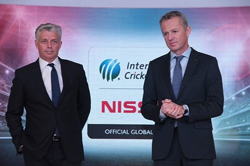 Nissan and ICC announcement 18