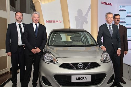 Nissan and ICC announcement 2