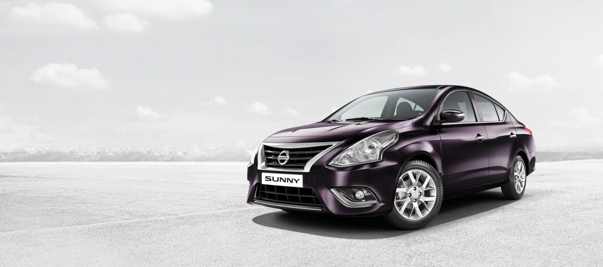all-new Nissan Sunny