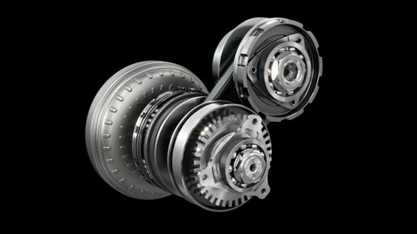 Continuously-Variable-Transmission