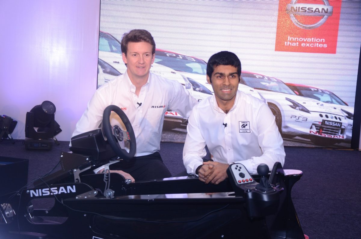 NISSAN AND PLAYSTATION LAUNCH GT ACADEMY TO FIND INDIAN MOTOR RACING TALENT